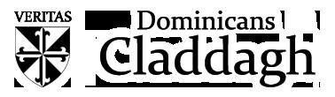 Dominican's Church, Claddagh, Galway Logo